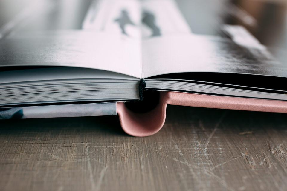 fotolibro professionale per matrimonio in carta fotografica