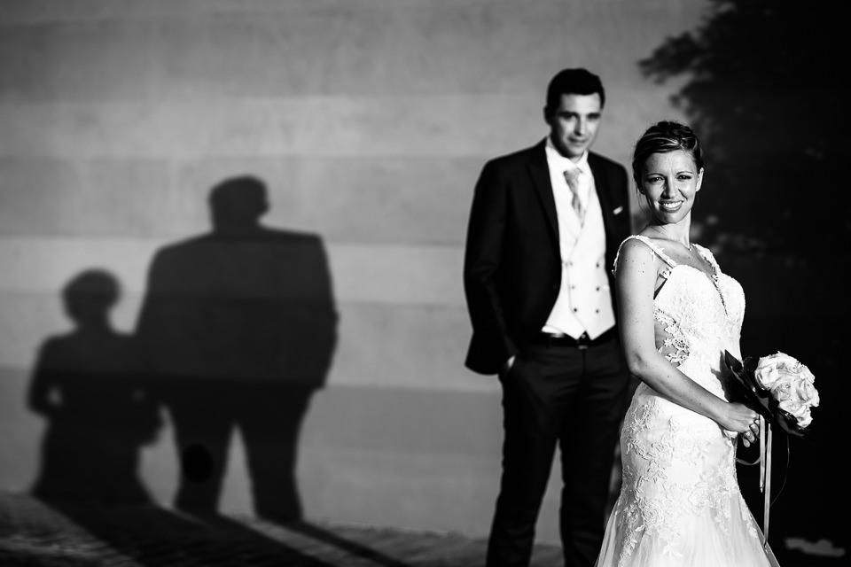 matrimonio tenuta carretta al tramonto