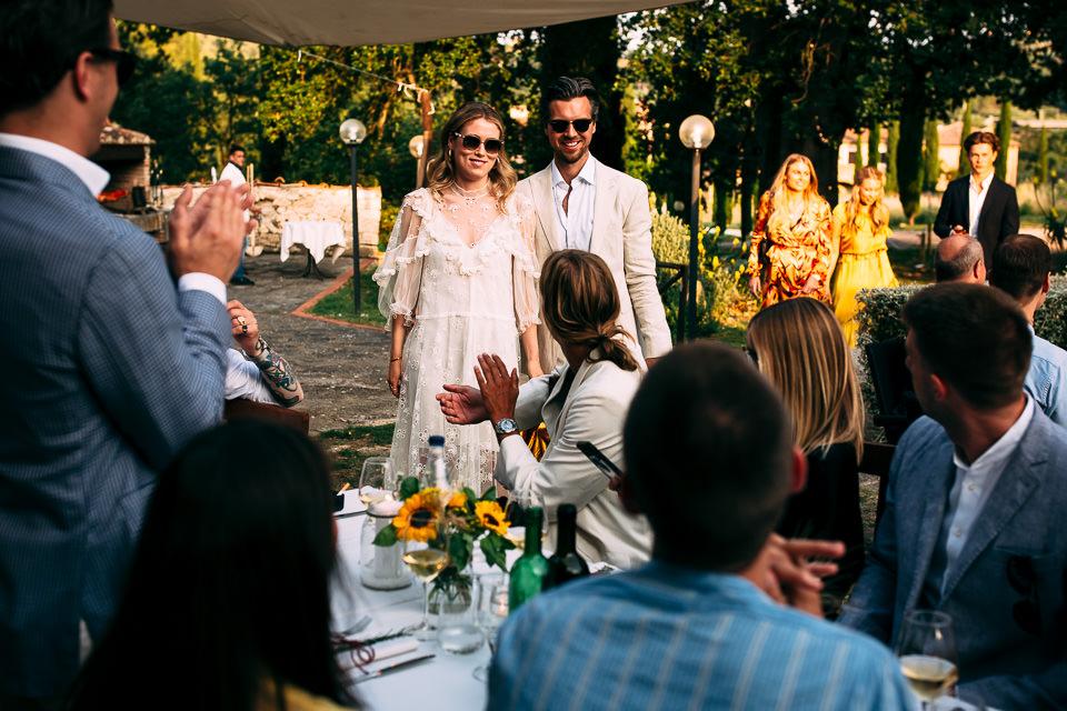 festa di pre matrimonio in toscana