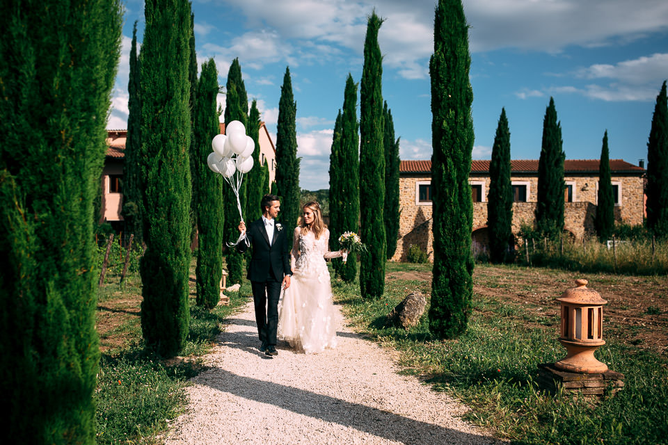 relais la ciavatta wedding