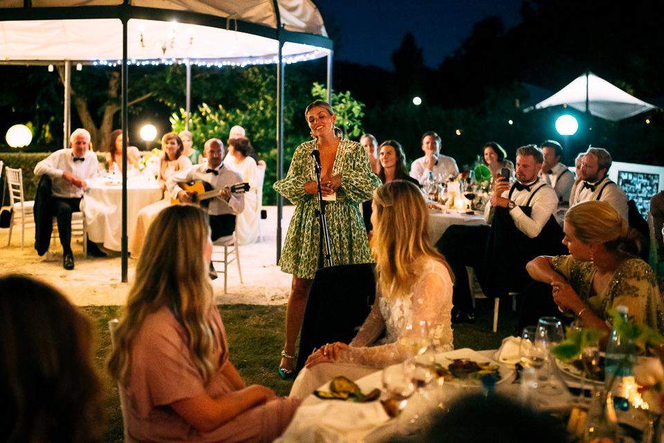 elegante matrimonio norvegese in toscana