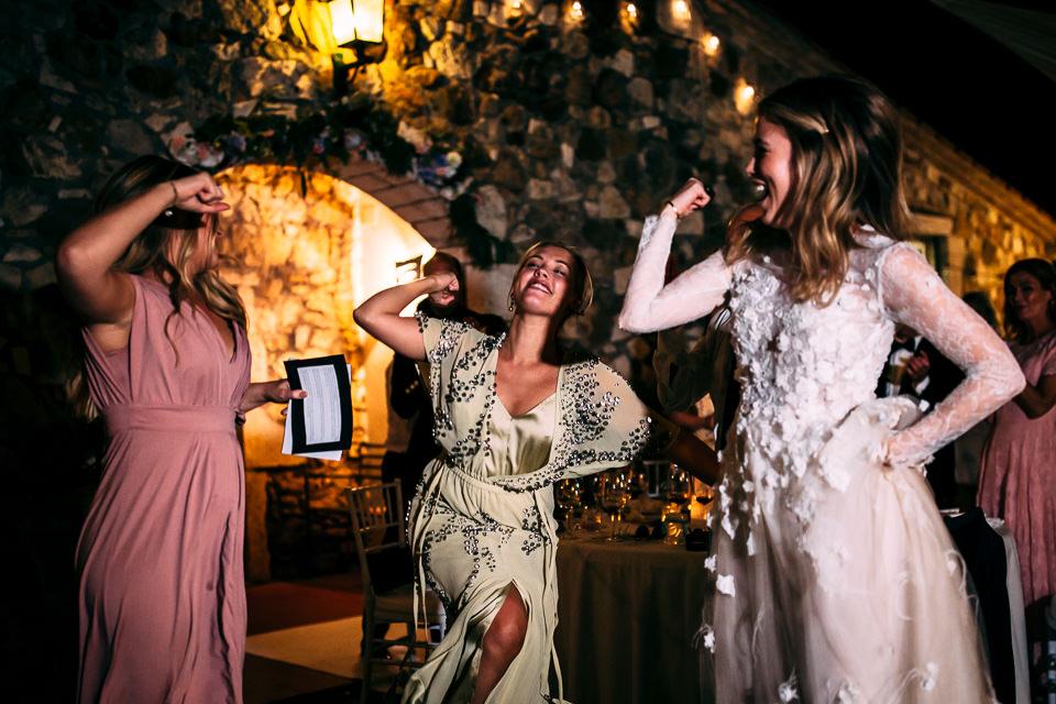 festa di matrimonio in toscana