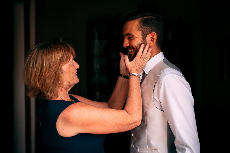 mamma dello sposo