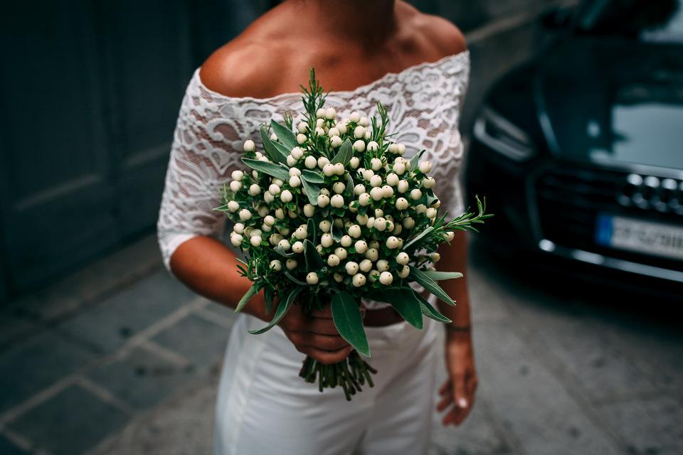 il bouquet della sposa di fior decò