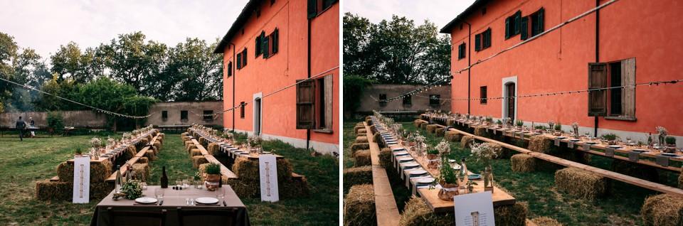 doppio tavolo imperiale a la castagnola