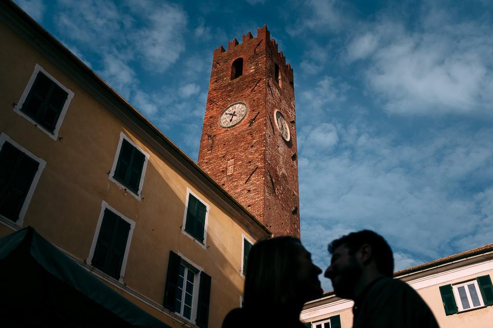 il campanile di noli
