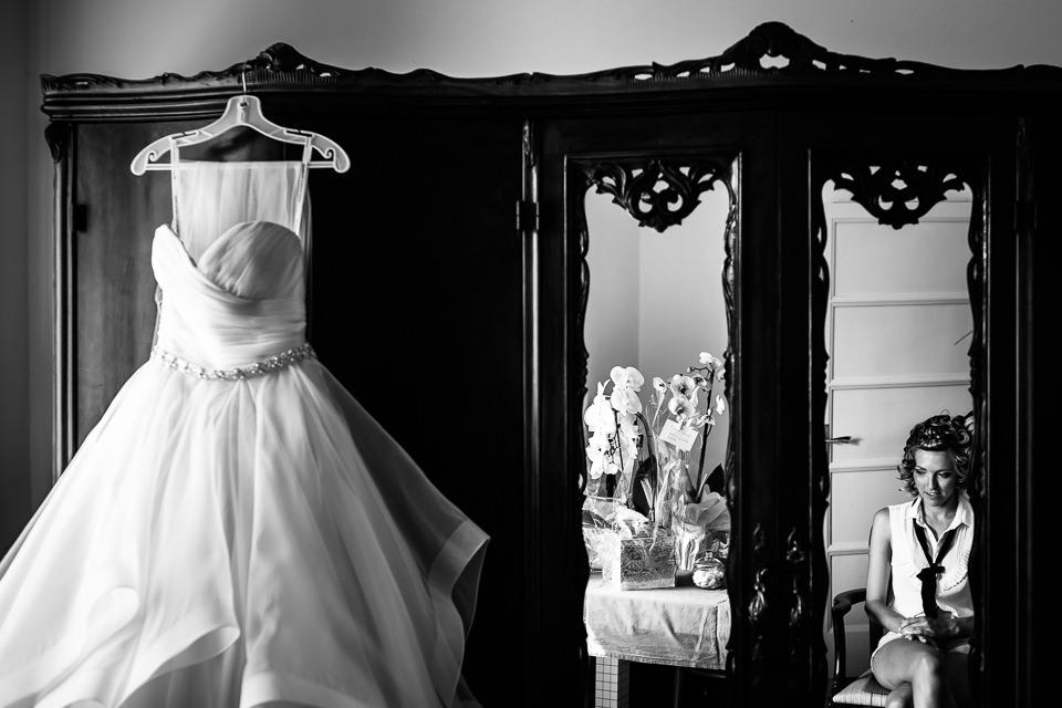 abito da sposa bianco ego sposi