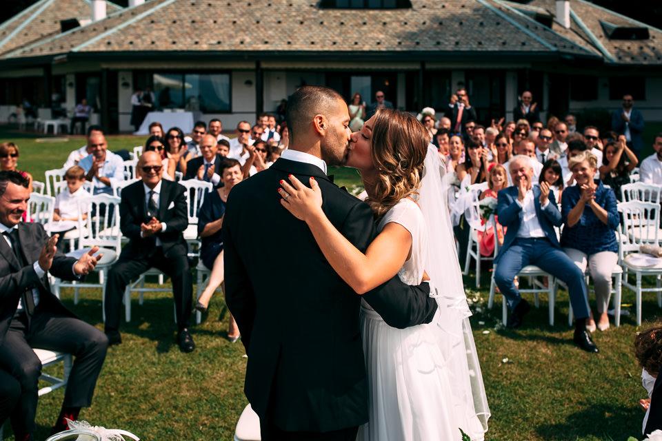 cerimonia civile con vista sul lago maggiore