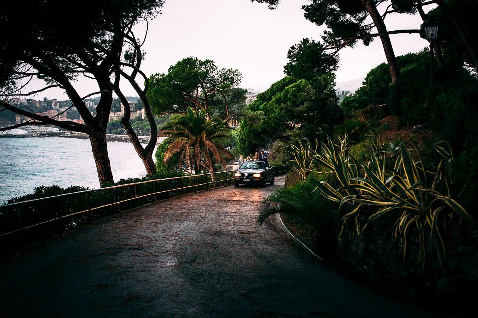 ingresso in villa lagorio