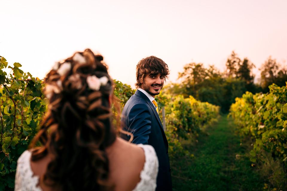 matrimonio nelle vigne