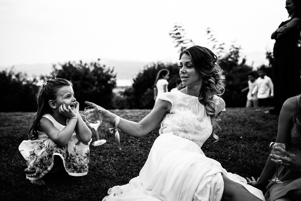 matrimonio nel verde in villa repui