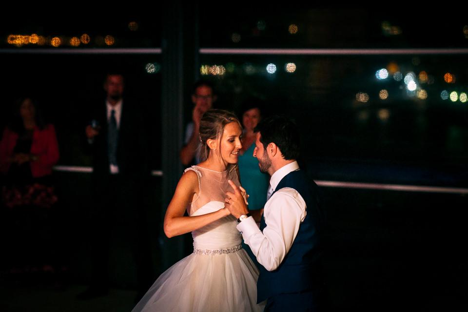 primo ballo degli sposi in villa lagorio
