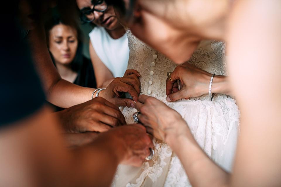 abito bianco nicole spose