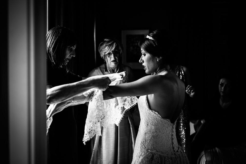 wedding photographer la morra