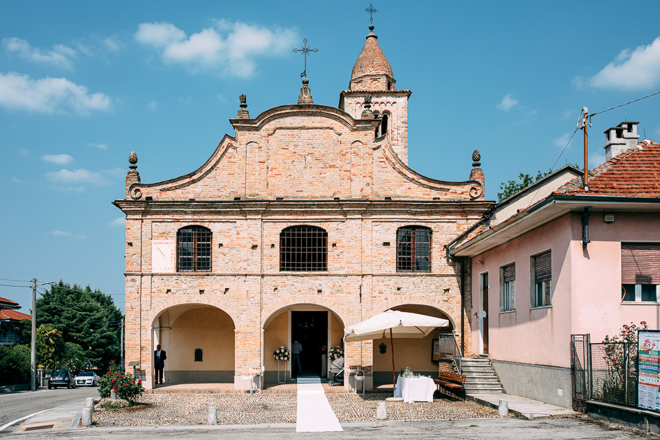 la chiesa de la morra