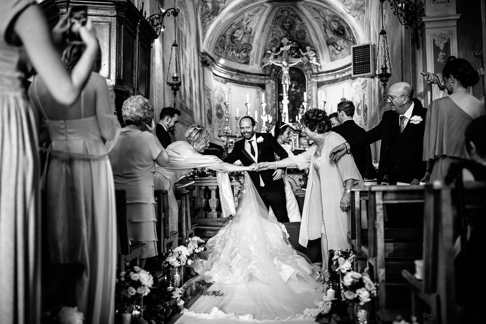 matrimonio chiesa la morra