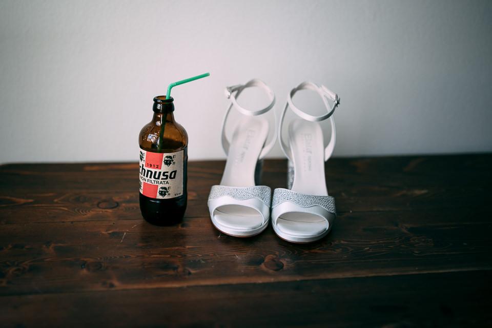 scarpe bianche sposa