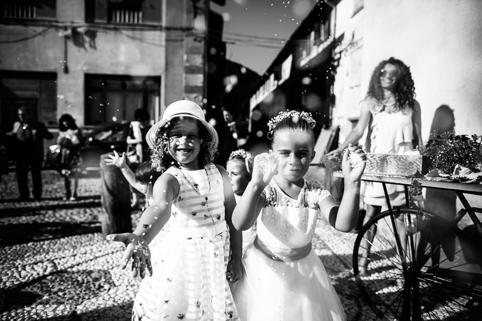bambine matrimonio