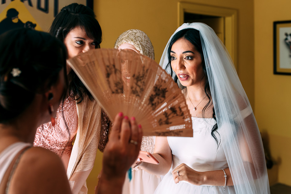 sposa radiosa