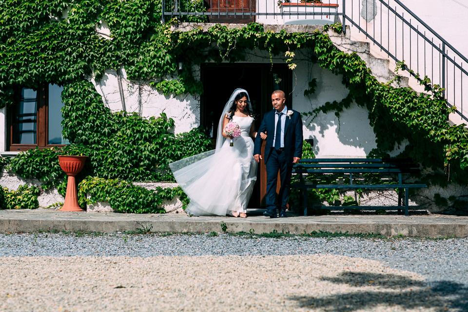 cerimonia civile all'aperto a villa sorgiva