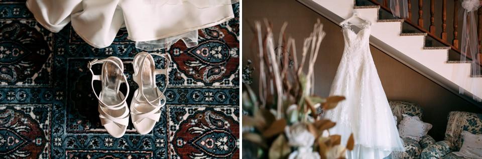 abito della sposa in lomellina