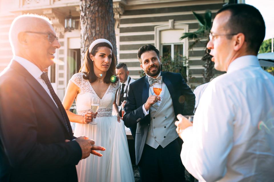 ricevimento di matrimonio a villa lagorio