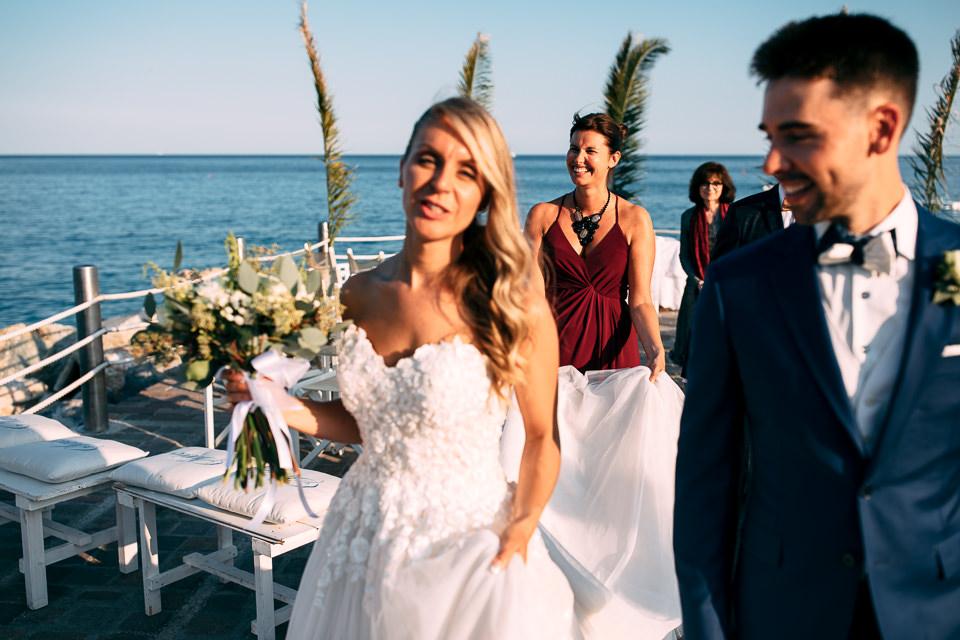 matrimonio sirio beach spotorno