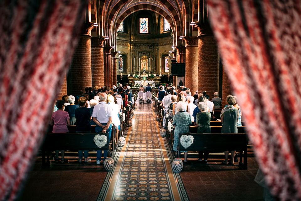 matrimonio in chiesa a sartirana