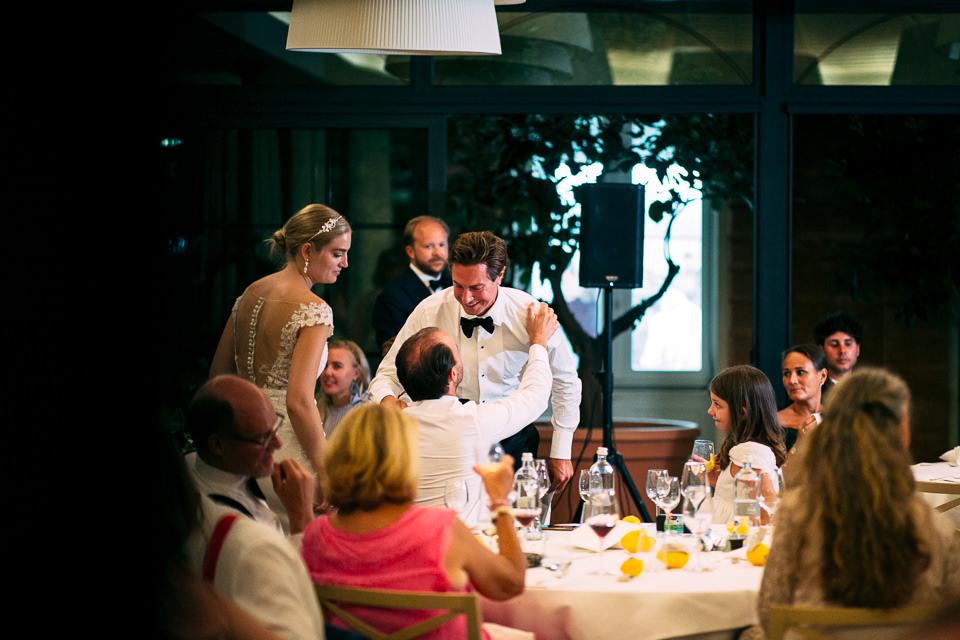 festa di matrimonio ad alassio