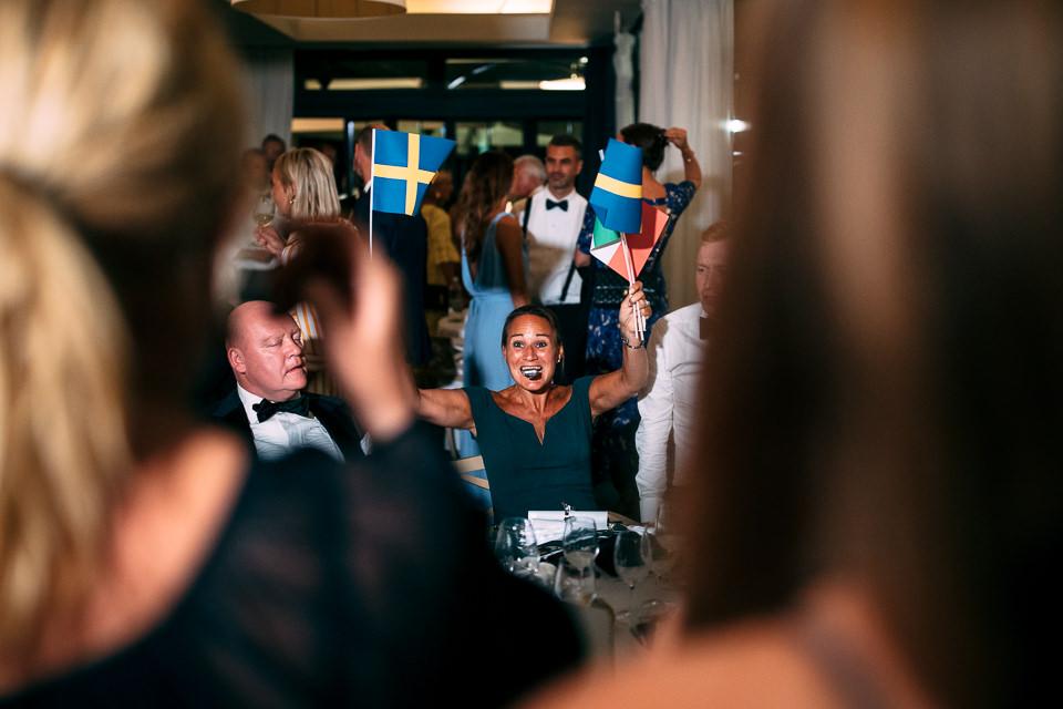 matrimonio svedese ad alassio