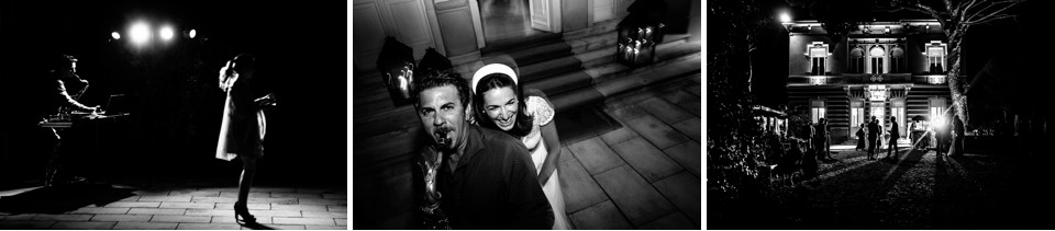 wedding party a villa lagorio