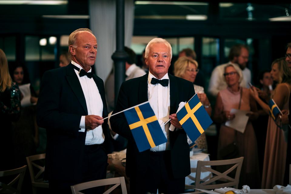 matrimonio svedese
