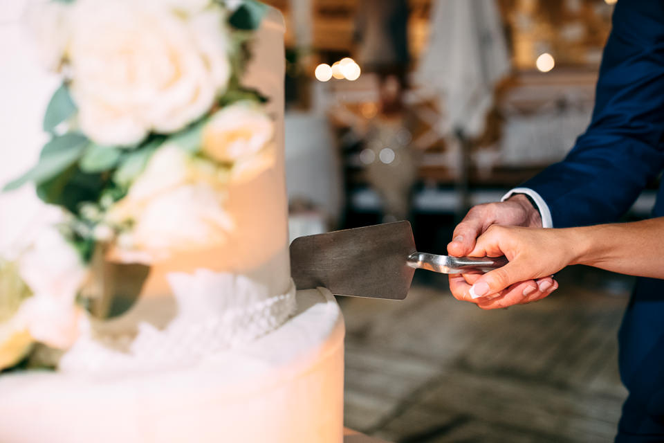 torta nuziale matrimonio spotorno